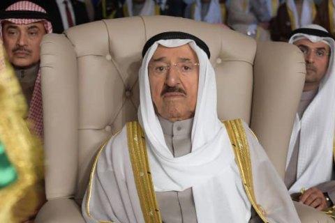 Эмир Кувейта умер во время лечения в США