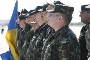 Украинские миротворцы начали выполнение задач в Косово
