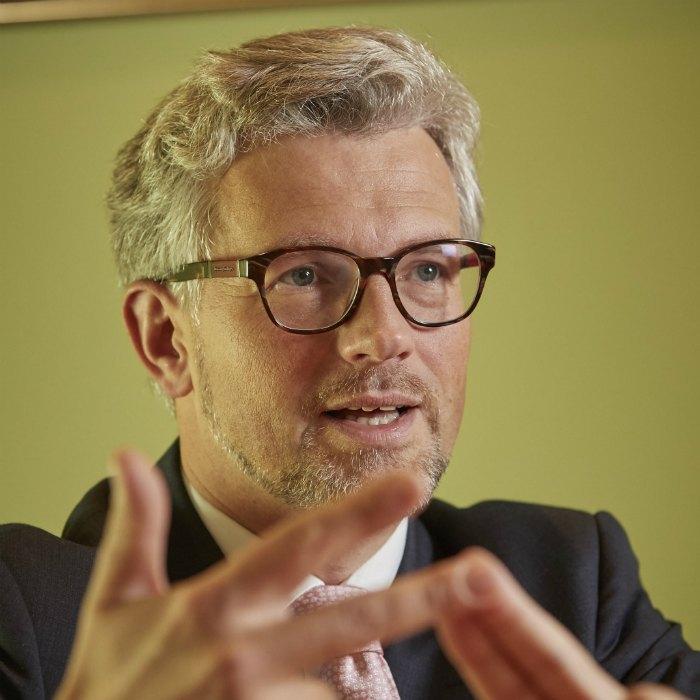 Надзвичайний і Повноважний Посол України в Німеччині Андрій Мельник