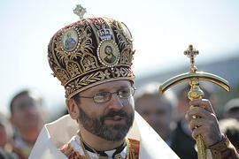 Новый глава УГКЦ попросит Папу Римского предоставить церкви статус патриархата