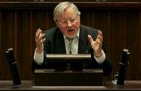 Экс-глава Литвы усомнился в законности России как государства