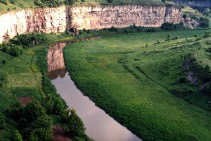 Хмельницкая область хочет включить каньон реки Смотрич в список всемирного наследия ЮНЕСКО