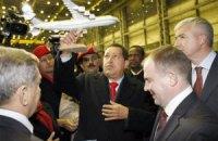 Уго Чавеса показали по телевизору впервые после операции