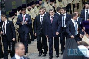 У місцях перебування Януковича заборонили мобільні телефони