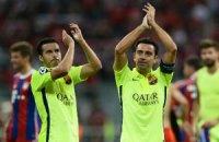 Хави первым достиг рубежа в 150 игр в Лиге чемпионов