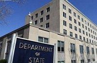 Госдеп США призвал отпустить задержанных участников мирных акций протестов в РФ
