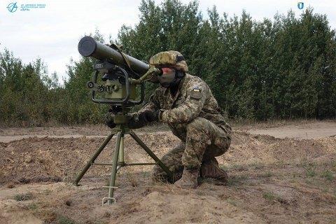 Порошенко доручив відправити на Донбас більше українських аналогів Javelin