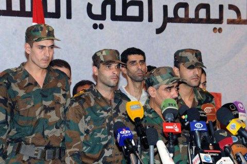 Сирійські повстанці анонсували початок нової битви проти військ Асада