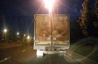 Во Львове водитель хлебовоза дважды за ночь попадался пьяным за рулем