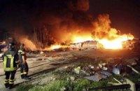 У МВС заперечують причетність міліції до пожежі в циганському таборі в Києві
