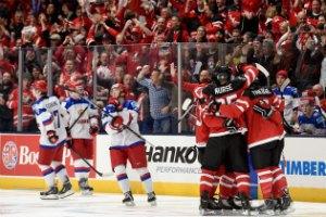 Принижена Росія влаштувала демарш після фіналу хокейного ЧС