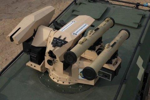 """Украинско-турецкий боевой модуль """"Serdar"""" прошел боевые испытания"""
