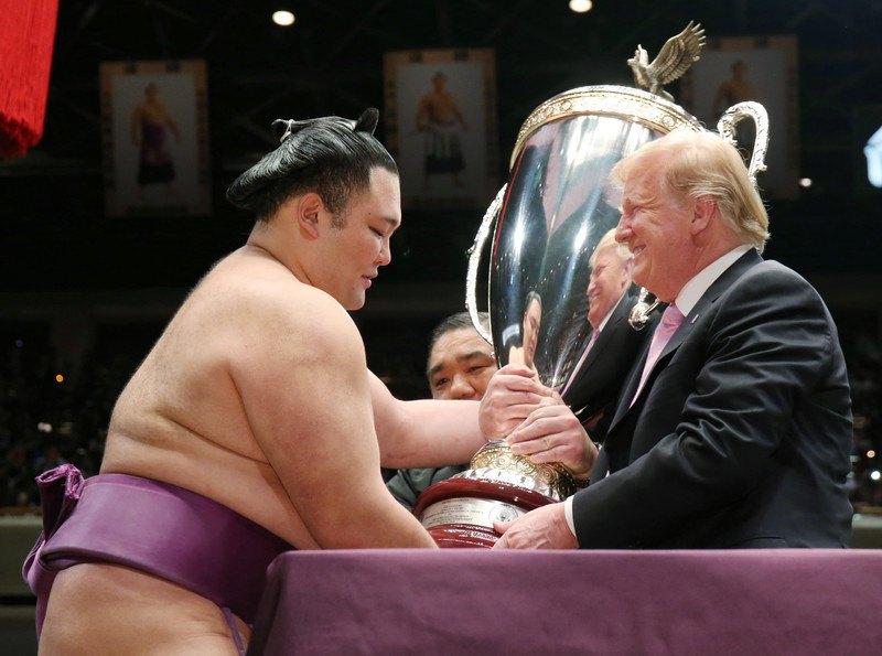 Президент США ипремьер Японии обсудили усиление военного сотрудничества