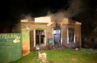 В Днепре в результате пожара погибли двое мужчин