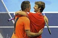 Теннис теряет первых ракеток
