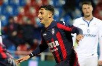 В Італії футболіста Серії А дискваліфікували за богохульство