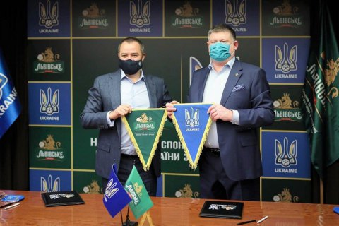 У збірної України з футболу з'явився новий національний спонсор