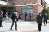 В Южной Корее провели парламентские выборы в условиях пандемии