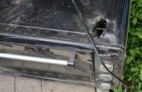 Військові показали фото наслідків обстрілу житлового сектора в Золотому