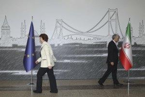 Іран відмовився починати переговори з ЄС