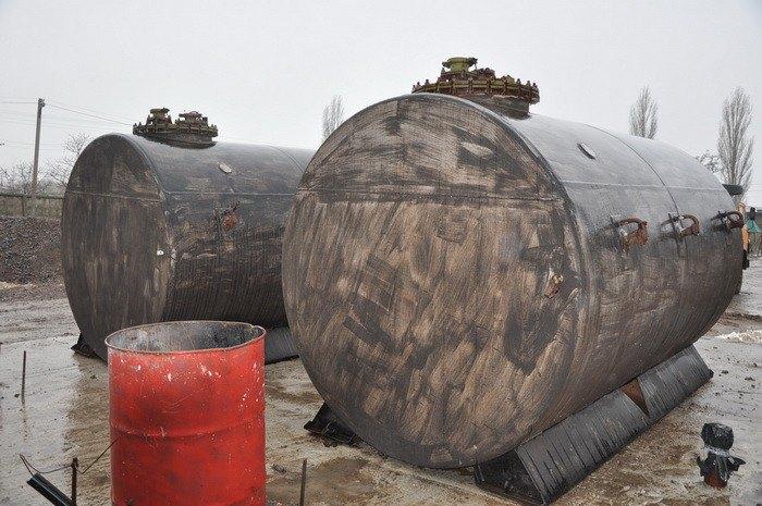СБУ викрила схему розкрадання пального з військової частини в Миколаївській області