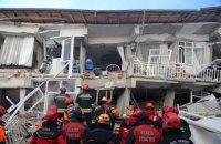 Кількість загиблих від землетрусу у Туреччині зросла до 20