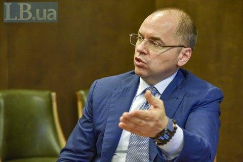 Степанов не собирается отчитываться о созданной три месяца назад компании, регистрировавшей вакцину от ковида в Украине