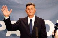 Президент Словении: надеюсь, наступит момент, когда Россия и Украина урегулируют свои международные отношения