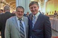 Ахметов и Коломойский несколько раз встречались за последний месяц