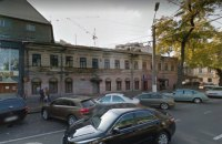 В центре Одессы обрушилось перекрытие старого жилого дома
