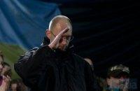 Яценюк не будет участвовать в президентских выборах
