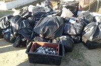 В Николаевской области рыбоохранный патруль поймали на браконьерстве