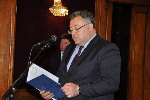 Венгрия будет сохранять вето на заседание комиссии Украина-НАТО, - посол