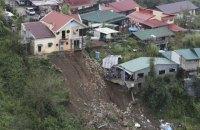 "Число жертв тайфуна ""Манхут"" на Филиппинах превысило 50"