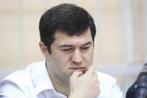 Депутат Рады облил водой кандидата впрезиденты Украины Насирова