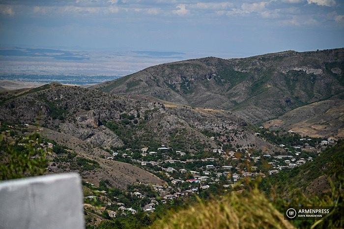 Панорама Тавуша