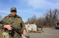 Боевики за день 17 раз обстреляли позиции сил АТО