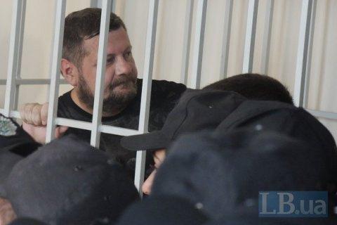 Печерський суд відмовився звільнити Мосійчука