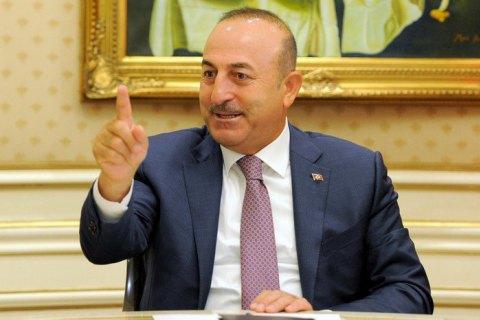 Руководитель турецкого МИД предлагает Германии восстановить отношения