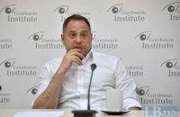 Єрмак: Рішення про нового члена ТКГ замість Фокіна прийматиме Кравчук