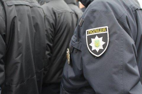 У Києві нетверезий водій зіграв патрульним на баяні