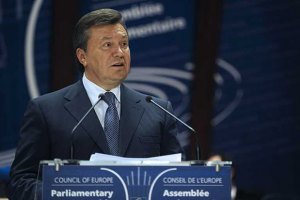 Янукович: я сделал бы все возможное, чтобы дело Тимошенко не существовало
