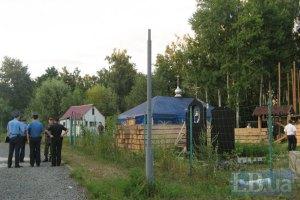 Киевская власть решилась демонтировать незаконную стройку в парке Победа