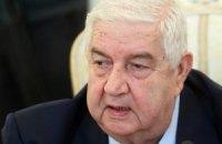 Сирия призвала США атаковать позиции всех террористов на своей территории