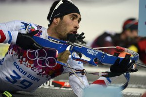 Фуркад завоевал первое в карьере олимпийское золото