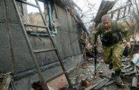 Боевики 8 раз обстреляли позиции военных в зоне АТО