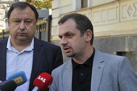 """Княжицкий и Левус потребовали от СБУ проверить причастность нардепов к деятельности """"Интера"""""""