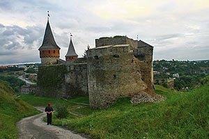 Азаров приказал отремонтировать Каменец-Подольскую крепость