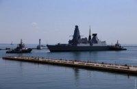 В Одесский порт заходят четыре корабля НАТО