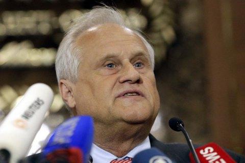 Сайдик поприветствовал решение о разведении войск 9 ноября